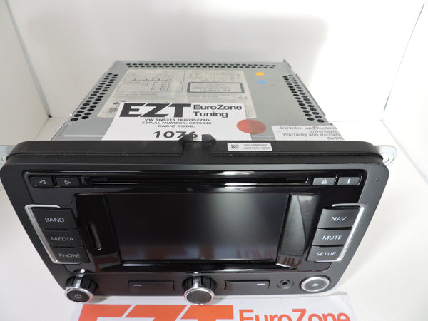 RNS315 A/B/C/D Navigation System (Special Order)