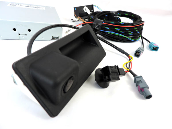 Audi B8 B8.5 A4/S4/A5/S5/RS5 Highline Rear View Camera Kit