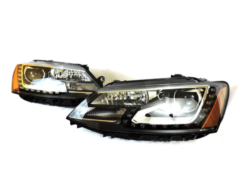 VW OEM MK7 2015-2017 Jetta/GLI Xenon Headlight (LH and RH)