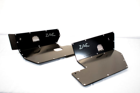 ZAC MOTORSPORT HIP Heat Insulation Panel Kit For Mercedes W205 C63/C63S AND GLC63