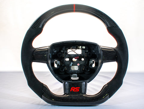 EZT Carbon Edition Custom Steering Wheel (Ford Focus RS MK2)