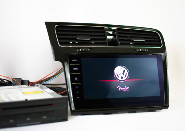 "VW MK7.5 Discover Pro 9.2"" Retrofit Kit with Gesture Control (MIB2.5)"