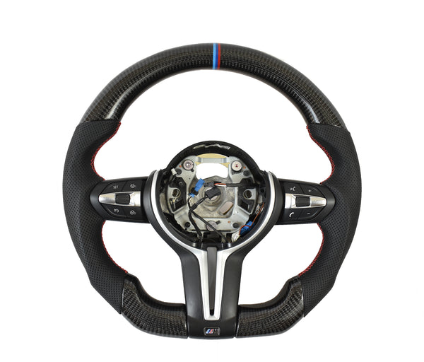 BMW M2/M3/M4/X5M/X6M F80/F82/F85 Carbon Edition Steering Wheel