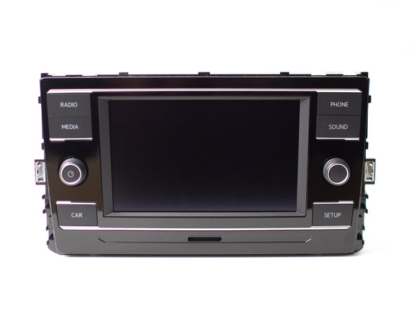 VW MK7 Composition Color Gen2 OEM Stereo System