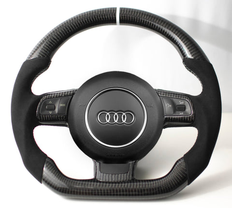 Audi R8 Gen1 Carbon Edition Steering Wheel