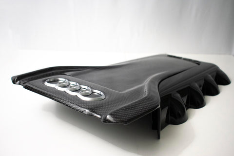 EZT B8.5 Audi RS5 Carbon Fiber Engine Cover