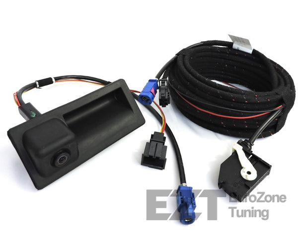 Volkswagen OEM Trunklid Rear View Camera Kit