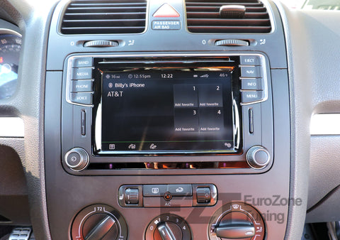 VW Discover Media Plus MIB2 PQ Retrofit Kit w/ App Connect™