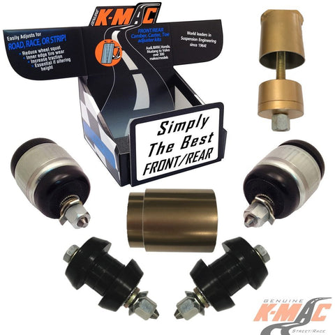 KMAC Camber Bushing Kit Front: 503416K For W205 C300/C400/C450/C43 4matic