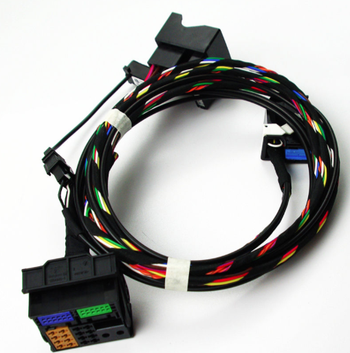 The Wiring Harness Modules - Wiring Diagram DB