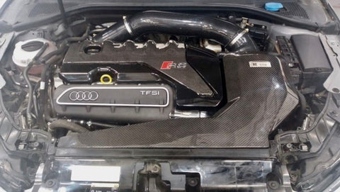 EZT Audi TTRS/RS3 2.5T Carbon Fiber Engine Cover