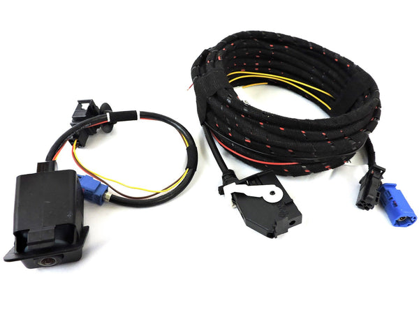 Volkswagen OEM Bumper Mounted Rear View Camera Kit