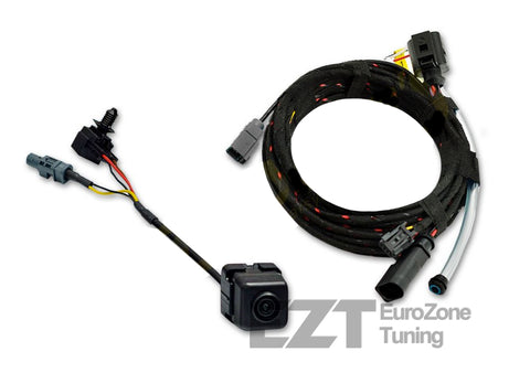 MIB2 Retrofit: Lowline to MIB style Rear View Camera Conversion (OEM Emblem Style)