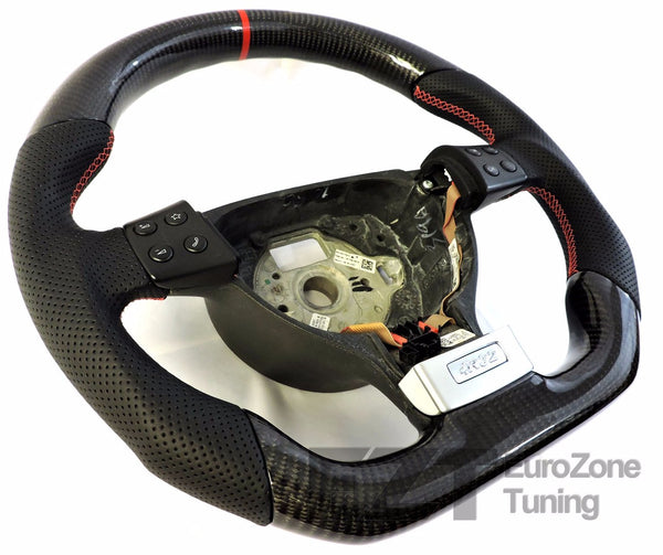 EZT Carbon-Perforated Steering Wheel (VW MK5)