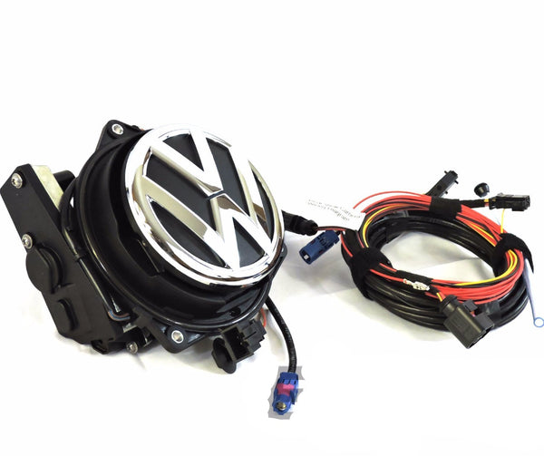 Volkswagen CC/Passat B6 Emblem Rear View Camera Kit