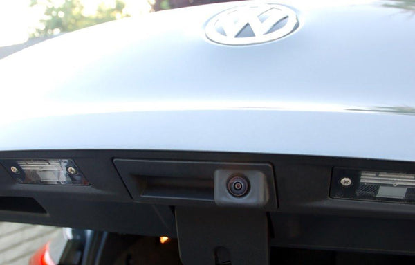 Volkswagen Highline Emblem Rear View Camera (Trunklid Mounted)