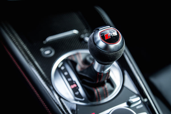 Audi RS Alcantara DSG Shift Knob