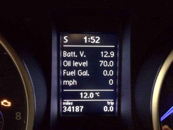 POLAR FIS ADVANCED DASHBOARD DISPLAY - Eurozone Tuning - 6