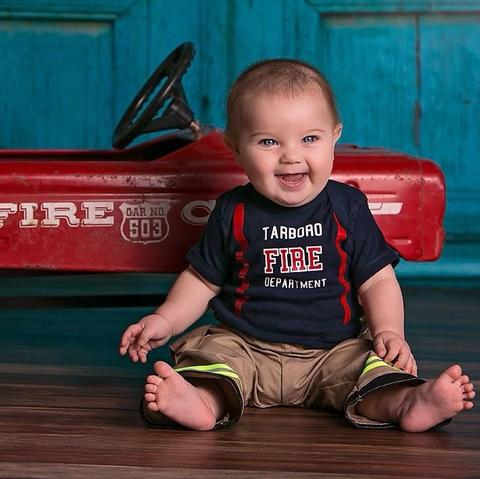 Our Top 10 Favorite Newborn Firefighter Photos on Pinterest