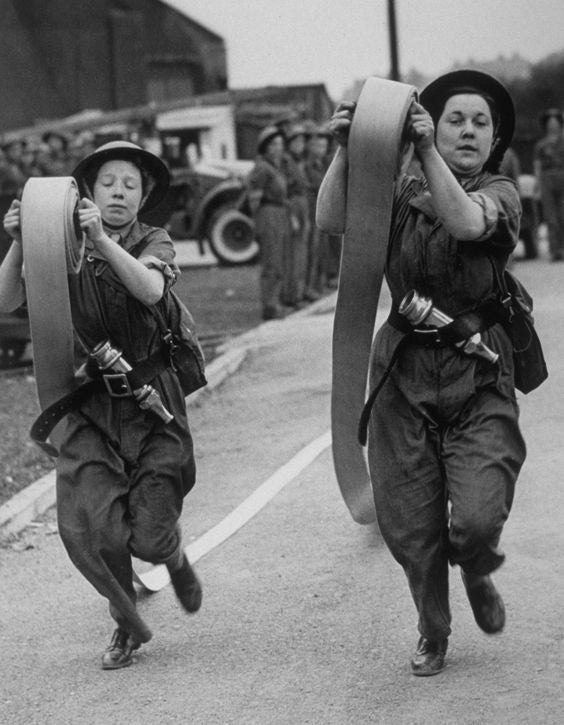 Women in Firefighting