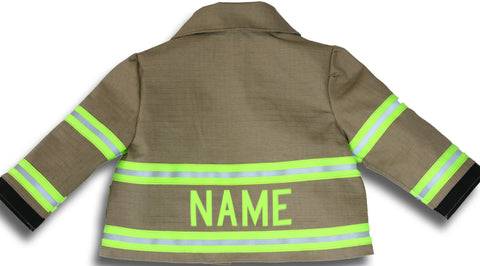 Firefighter Baby Jacket