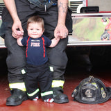 Firefighter Baby Turnout Pants (ONE PAIR ONLY)