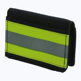 Firefighter BLACK Slim Wallet made with Turnout Bunker Gear