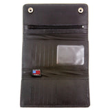 Women's Firefighter Wallet Made From Turnout Bunker Gear