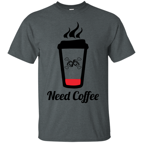 GeekBuds Need Coffee T-Shirt