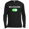 GeekBuds SkateMode ON! Long Sleeve Moisture Absorbing Shirt