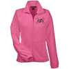 GeekBuds Logo Womens Fleece Jacket