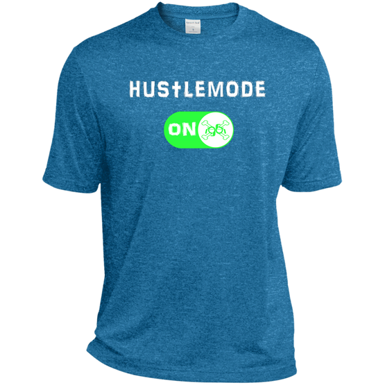 GeekBuds Skateboarding, HustleMode ON!  Dri-Fit T-Shirt