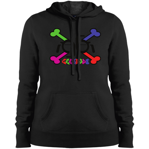 GeekBuds Womens Pullover Hooded Sweatshirt