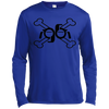 GeekBuds Logo Long Sleeve Moisture Absorbing Shirt