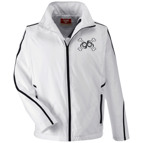 GeekBuds Logo Partner Team 365 Men's Fleece Lined Jacket