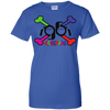 GeekBuds Logo Womens Custom 100% Cotton T-Shirt