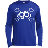 GeekBuds Cross Bones Long Sleeve Moisture Absorbing Shirt