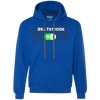 GeekBuds Skatemode ON! Heavyweight Pullover Fleece Sweatshirt