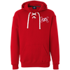 Heavyweight Sport Lace Up Hoody