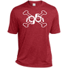 GeekBuds Tall Heather Dri-Fit Moisture-Wicking Tee