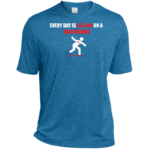 GeekBuds Every Day Is Leg Day Dri-Fit T-Shirt