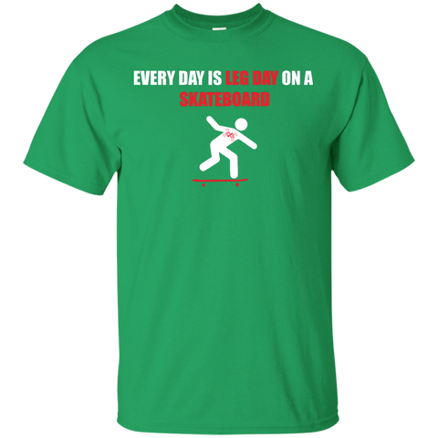 GeekBuds Every Day Is Leg Day T-Shirt