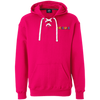 GeekBuds Skateboarding Logo Womens Heavyweight Sport Lace Hoody