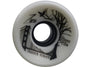Zaza brand White Cruiser Series 65mm 78a Skateboard Wheels