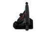 G7 Black and Orange Longboard Skateboard Trucks 180mm