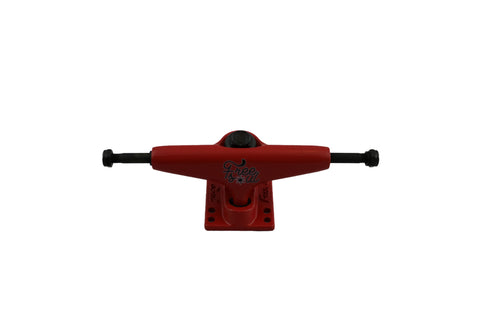 Free Soul Red Skateboard Trucks FS5