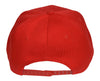 Geek Buds Snapback Hat-Red