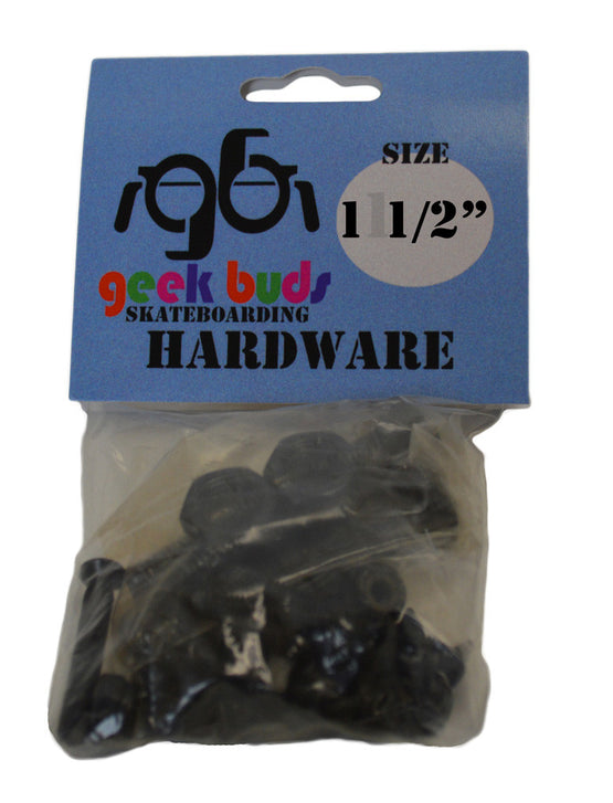 "Skateboard 1 1/2"" Hardware Kit - GeekBuds LLC"
