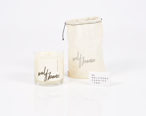 Wolf Bone Candles - Nasty Woman