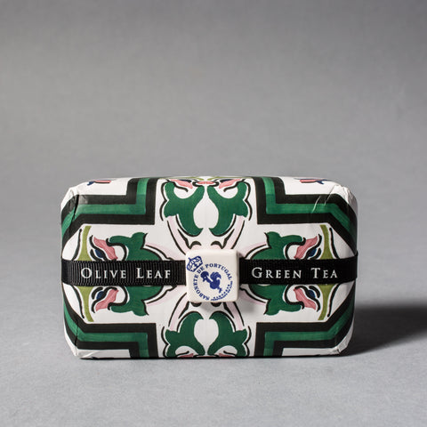 Castelbel Soap - olive leaf & green tea